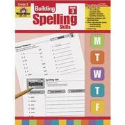 Evan-Moor – Livre « Spelling Skills », 3e année (EMC2707)