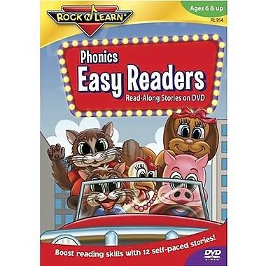 Rock 'N Learn® Phonics, Easy Readers DVD