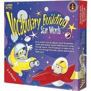 Edupress® Vocabulary Building - Star Words Game, Red Level, Grades Pre-School - 12th