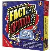 Edupress® Fact or Opinion - Smart Shopper, Red Level, Grades 3rd - 12th