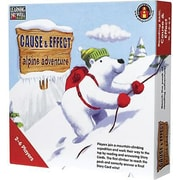 Edupress® Cause & Effect - Alpine Adventure Game, Red Level, Grades 1st - 3rd