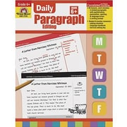 Evan-Moor® Daily Paragraph Editing Book, Grades 6th