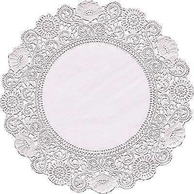 Hygloss® Round Paper Lace Doilies, 8