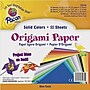 Pacon® 9 3/4 x 9 3/4 Origami Craft