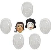 Roylco® Face Forms