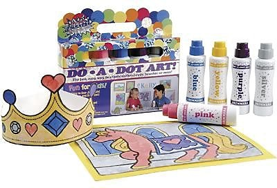 Do-A-Dot Art Markers, Washable, Shimmers 848709