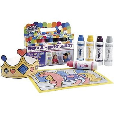 Do-A-Dot Art Washable Marker, Fluorescent
