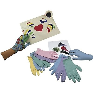 Hygloss® Coloured Craft Gloves, Kid's