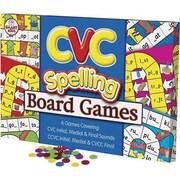 Didax® CVC Spelling Board Game, Grades Kindergarten - 2nd