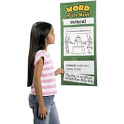 Educational Insights® Word-of-the-Week Chart Set, Grades 3rd - 4th