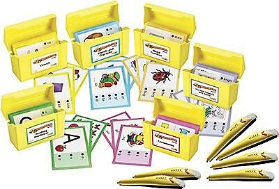 Educational Insights® Hot Dots® for Literacy, Phonics, Complete Set