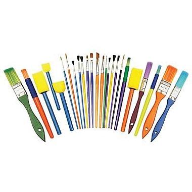 Chenille Craft Starter Brush Set, 50/Pack (CK-5180)