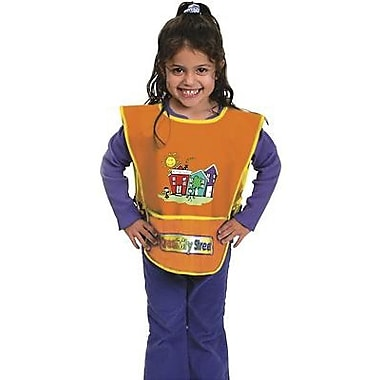 Chenille Kraft Creativity Street Sleeveless Art Smock, 3/bundle (ck-5207)