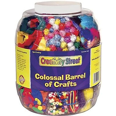 Chenille Craft® Colossal Barrel Of Crafts