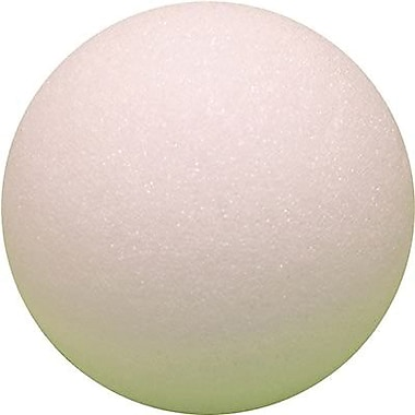 Hygloss - Balles en styromousse, 2 po