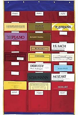 Learning Resources® Organization Station Pocket Chart