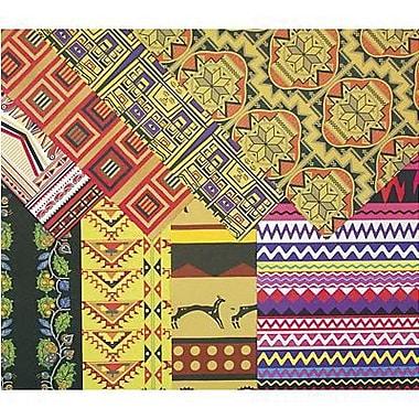 Roylco® 11in. x 8 1/2in. Native American Craft Paper