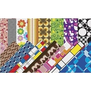 "Roylco® 11"" x 8 1/2"" Retro Pop Craft Paper"