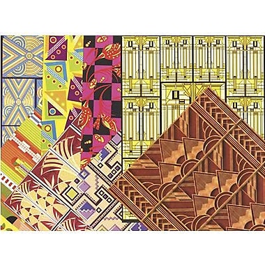 Roylco® 11in. x 8 1/2in. Art Deco Era Craft Paper