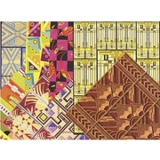 "Roylco® 11"" x 8 1/2"" Art Deco Era Craft Paper"