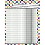 Teacher Created Resources® Incentive Chart, Colorful Paw Prints