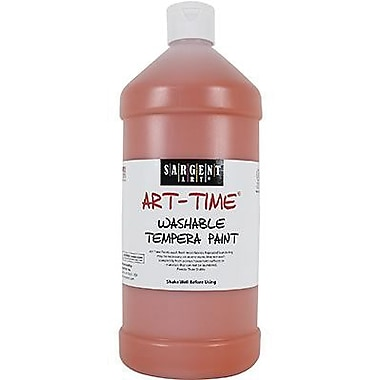 Sargent Art® Art-Time® 32 oz. Washable Tempera Paint, Orange