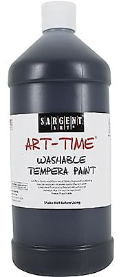 Sargent Art Non-toxic 32 oz. Tempera Paint, 3/Pack (22-3585)