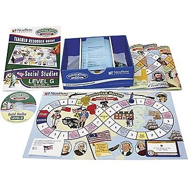 New Path Learning® Mastering Social Studies Skills Games Classpack, Grades 7th