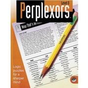 Mindware® Perplexors Book, Level D