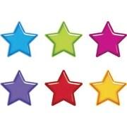 Trend® Bulletin Board Sets, Gumdrop Stars Accents, Standard Size, Variety Pack