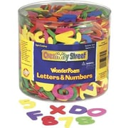 Wonderfoam Letters And Numbers, 3000/Pack (CK-4304)
