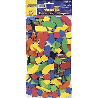 WonderFoam® Geometric Shapes