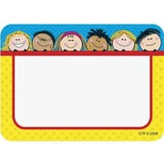 Creative Teaching Press Infant - 6 Grade Name Tag, Smiling Stick Kid's, 36/pack (CTP4503)