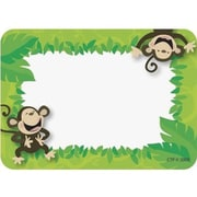 Creative Teaching Press™ Infant - 3rd Grades Name Tag, Monkey Business