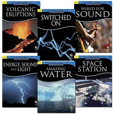 Creative Teaching Press Inside Physical Science Variety Pack, Grades 3rd - 5th