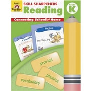 Evan-Moor® Skill Sharpeners Reading Book, Grades Pre School - Kindergarten