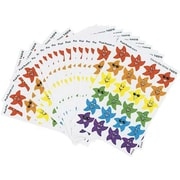 Trend Enterprises Stinky Stickers, Colourful Star Smiles, 864/Pack (T-83904)