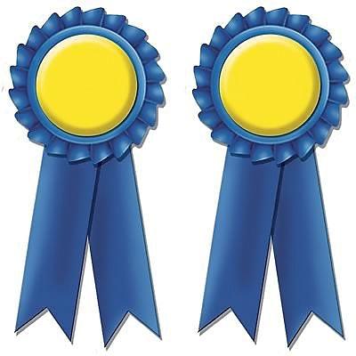 Teacher Created Resources® Ribbon Awards Wear 'Em Badges (TCR4055)