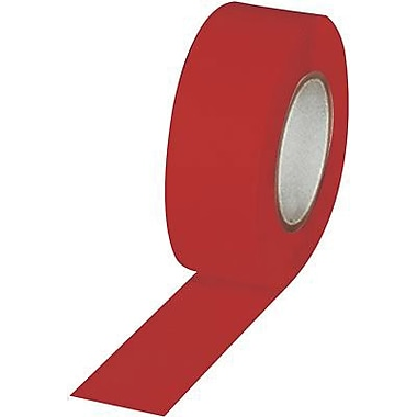 Martin Sports® Equipment Floor Marking Tape, Red