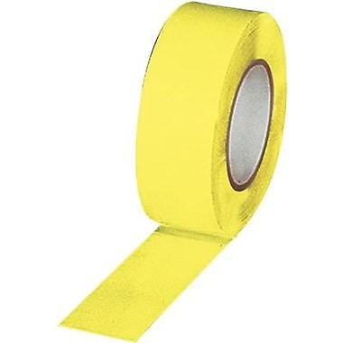 Champion Sports® Floor Marking Tape, Yellow