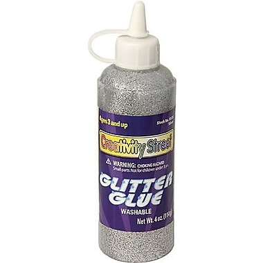 Chenille Kraft Glitter Glue 4 Oz., 12/bundle (ck-8534)