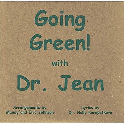 Dr. Jean Feldman CDs, Going Green