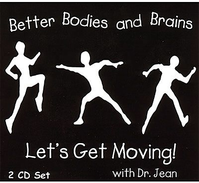 Melody House Better Bodies and Brains CD (MH-DJD15)