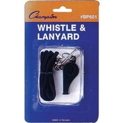 Champion Sports® Whistle and Lanyard Set