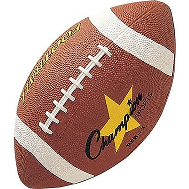 Champion Sports® Football, Brown