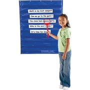 Learning Resources Word And Number Swatters Pocket Chart (LER0631)