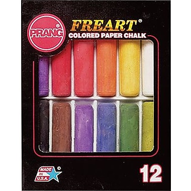 Prang Freart - Craie d'artiste 4 po, varié