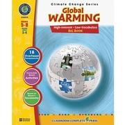 Classroom Complete Press® Global Warming Big Book, Grades 5th - 8th