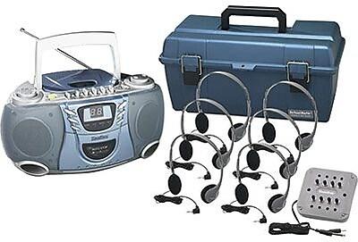 Hamilton Buhl Listening Center With Personal Headphones