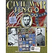 Gary Grimm & Associates® Civil War Jingo Game, Grades 1st - 8th